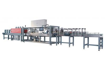 YCBS35ZB Cardboard + Film Packing Machine
