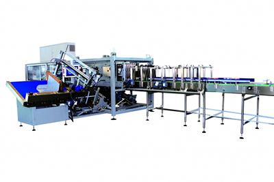 YCZX40 Case Packer, Case Packing Machine