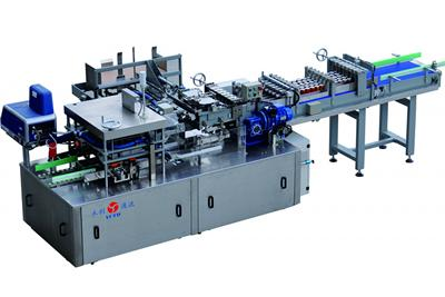 YCZX35 Case Packer, Case Packing Machine
